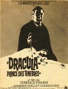 Dracula: Prince of Darkness - Belgian Movie Poster (xs thumbnail)