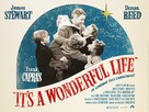 It's a Wonderful Life - British Movie Poster (xs thumbnail)