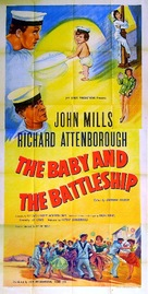 The Baby and the Battleship - Movie Poster (xs thumbnail)