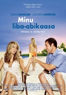 Just Go with It - Estonian Movie Poster (xs thumbnail)