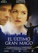 Death Defying Acts - Spanish Movie Poster (xs thumbnail)