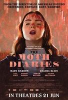The Moth Diaries - Singaporean Movie Poster (xs thumbnail)