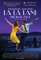 La La Land - Portuguese Movie Poster (xs thumbnail)