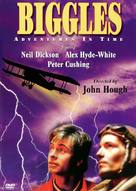 Biggles - DVD cover (xs thumbnail)