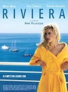 Riviera - French Movie Poster (xs thumbnail)