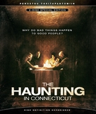 The Haunting in Connecticut - Finnish Movie Cover (xs thumbnail)