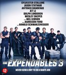 The Expendables 3 - Dutch Blu-Ray movie cover (xs thumbnail)