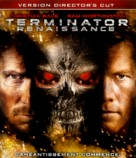 Terminator Salvation - French Blu-Ray cover (xs thumbnail)
