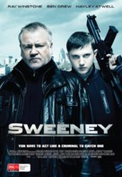 The Sweeney - Australian Movie Poster (xs thumbnail)
