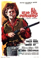Son of a Gunfighter - Spanish Movie Poster (xs thumbnail)