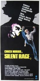Silent Rage - Australian Movie Poster (xs thumbnail)