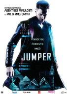 Jumper - Slovak Movie Poster (xs thumbnail)