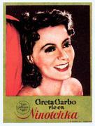 Ninotchka - Spanish Movie Poster (xs thumbnail)