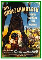 Untamed - German Movie Poster (xs thumbnail)