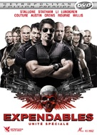 The Expendables - French Movie Cover (xs thumbnail)
