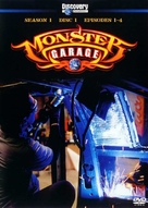 """Monster Garage"" - British DVD movie cover (xs thumbnail)"