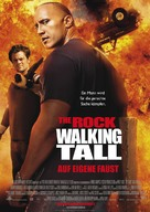 Walking Tall - German Movie Poster (xs thumbnail)