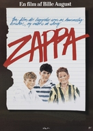 Zappa - Danish Movie Poster (xs thumbnail)