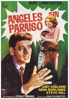 A Child Is Waiting - Spanish Movie Poster (xs thumbnail)