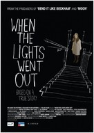 When the Lights Went Out - British Movie Poster (xs thumbnail)