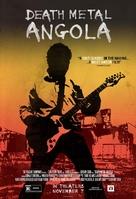 Death Metal Angola - Movie Poster (xs thumbnail)