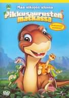 The Land Before Time XI: Invasion of the Tinysauruses - Finnish Movie Cover (xs thumbnail)