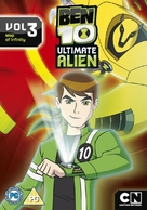 """Ben 10: Ultimate Alien"" - British DVD cover (xs thumbnail)"