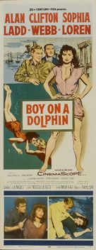 Boy on a Dolphin - Movie Poster (xs thumbnail)