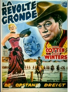 Untamed Frontier - Belgian Movie Poster (xs thumbnail)