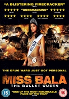 Miss Bala - British Movie Cover (xs thumbnail)