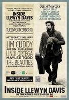 Inside Llewyn Davis - Canadian Movie Poster (xs thumbnail)