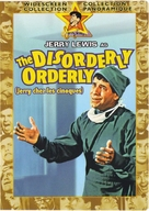 The Disorderly Orderly - DVD movie cover (xs thumbnail)