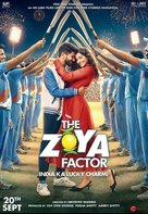 The Zoya Factor - Indian Movie Poster (xs thumbnail)