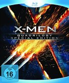 X-Men - German Blu-Ray cover (xs thumbnail)
