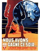 The Set-Up - French Movie Poster (xs thumbnail)