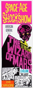 The Wizard of Mars - Movie Poster (xs thumbnail)