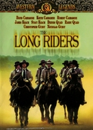 The Long Riders - DVD cover (xs thumbnail)