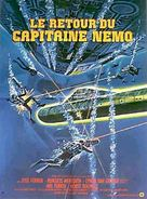 The Return of Captain Nemo - French Movie Poster (xs thumbnail)
