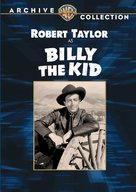 Billy the Kid - DVD movie cover (xs thumbnail)