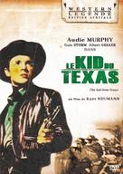 The Kid from Texas - French DVD movie cover (xs thumbnail)
