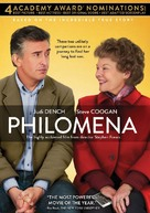Philomena - DVD cover (xs thumbnail)