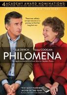 Philomena - DVD movie cover (xs thumbnail)