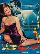 Woman of Straw - French Movie Poster (xs thumbnail)
