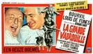 La grande vadrouille - Belgian Movie Poster (xs thumbnail)