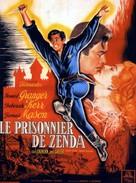 The Prisoner of Zenda - French Movie Poster (xs thumbnail)