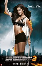 Dhoom 3 - Indian Movie Poster (xs thumbnail)