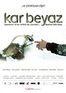 Kar Beyaz - Turkish Movie Poster (xs thumbnail)