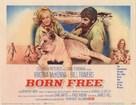Born Free - Movie Poster (xs thumbnail)