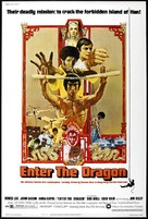 Enter The Dragon - Movie Poster (xs thumbnail)
