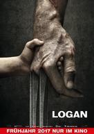 Logan - German Movie Poster (xs thumbnail)
